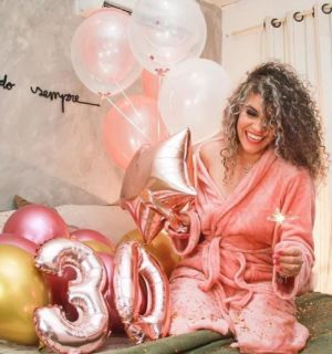 Roberta Feitosa celebra aniversário nesta sexta-feira, 07 de agosto