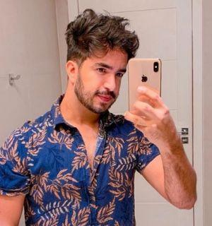Rodrigo Thumaza festeja mais um ano de vida nesta terça, 25 de agosto