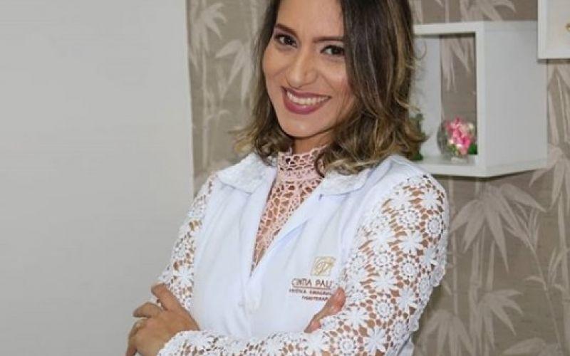 Fisioterapeuta Cintia Paulino é a festejada desta quinta, dia 10, em Penedo