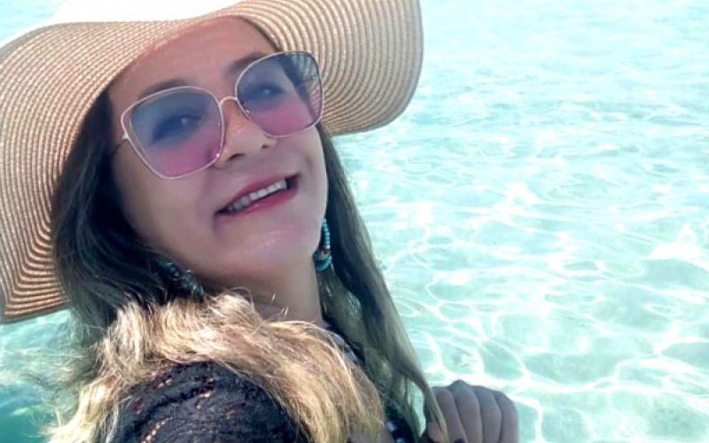 Ana Paula Pontes comemora mais uma primavera em Penedo