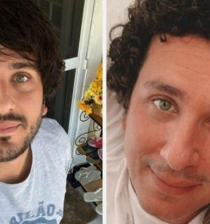 Rafael Portugal surge com novo visual e surpreende seguidores