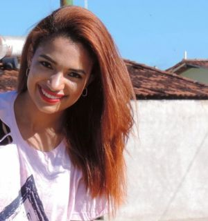 Cristina Silva festeja aniversário nesta quinta (12)
