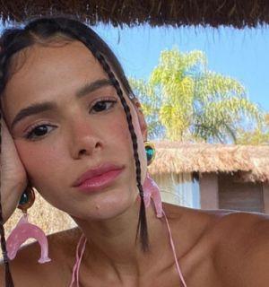 Bruna Marquezine diz ter 'pavor' de encontro às cegas: 'Sempre fui chata'