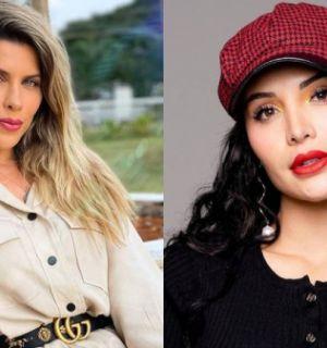 """Rivais desde o 'Pânico', Ana Paula Minerato faz campanha para tirar Aline Mineiro de 'A Fazenda 13': """"Vac*"""""""