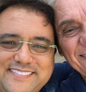 Geraldo Luís lamenta 4 anos da morte do amigo Marcelo Rezende: ''Em mim, há um pedaço eterno seu''