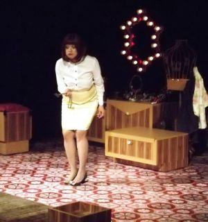 Ivana Iza lota o Teatro Sete de Setembro com 'Devassas'