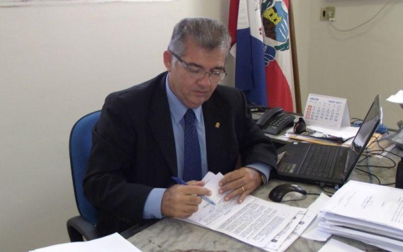 Delegado Rubem Natário se destaca no comando da delegacia de Penedo