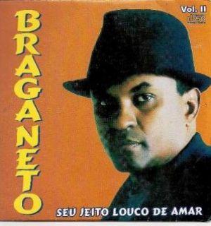 Braga Neto lança novo CD em noite romântica no Kangaceiro
