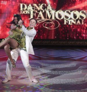 Miguel Roncato é o campeão do Dança dos Famosos