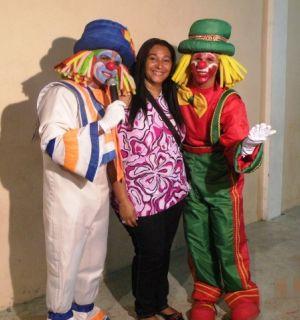 Maria José acerta os últimos detalhes para o Show Balãozinho