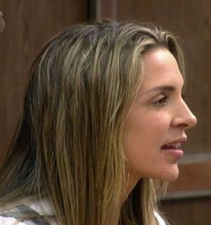 Joana Machado é a grande campeã da quarta temporada do reality A Fazenda