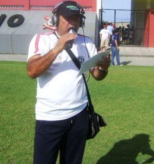 Radialista Lula Costa comemora volta do Penedense à 1ª divisão