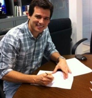 Celso Portiolli assina com o SBT por mais 3 anos