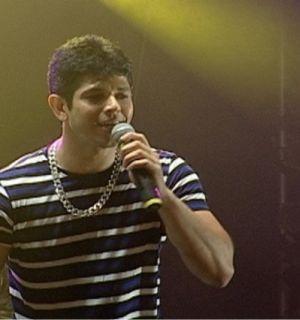Cantor alagoano é o novo vocalista da banda Calcinha Preta