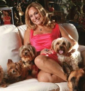 Susana Vieira gasta R$ 2,5 mil por mês com seus cães