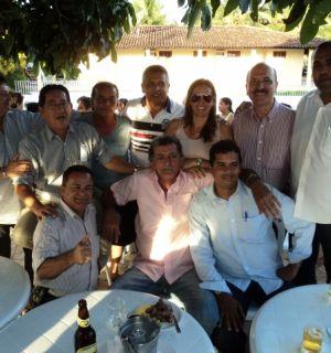 Ronaldo Lopes participa de confraternização da Câmara de Vereadores