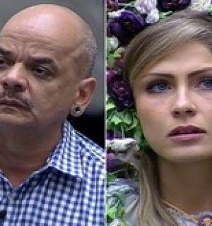 João Carvalho e Renata se enfrentam no oitavo Paredão