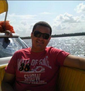Rodrigo Regueira é o aniversariante desta terça-feira, 27