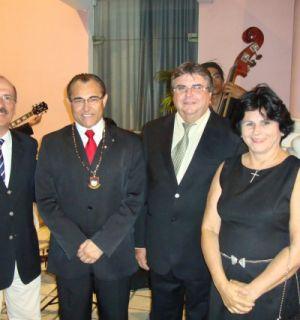 Dr. Claudemiro Avelino é empossado no Instituto Histórico e Geográfico de Alagoas