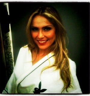 Ex-BBB Renatinha faz fotos para a 'Playboy'