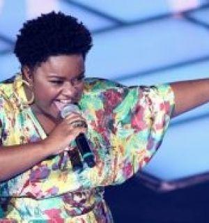 Ellen Oléria é a grande vencedora do The Voice Brasil