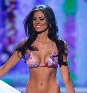 Brasileira fica em 5° lugar no Miss Universo 2012