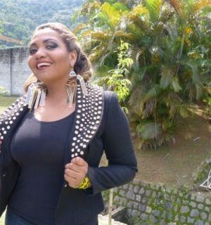 Gaby Amarantos emagrece 8 quilos após quase perder a voz