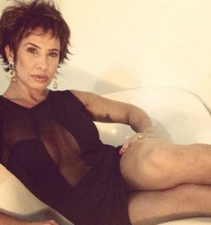 Transformação: Scheila Carvalho adota look de Ana Maria Braga