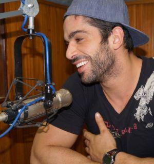 Kadu Parga visita estúdios da Penedo FM nesta sexta, 30