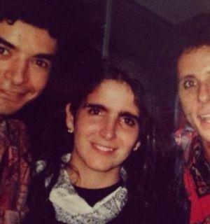 Fundo do baú: Malu Mader e Tony Bellotto no Rock in Rio de 1991