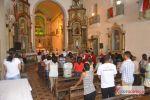 Procissão reúne centenas de devotos de São Miguel Arcanjo no Centro de Penedo