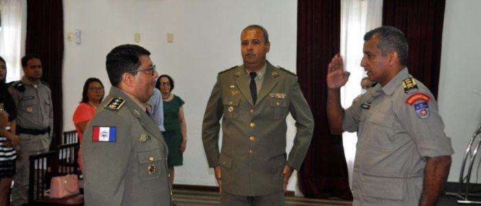 Polícia Militar realiza passagem de comando do 11º BPM na cidade de Penedo