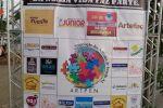 """6ª """"Feira de Artesanato na Praça"""" acontece com diversos expositores e atividades para crianças na Orla de Penedo"""