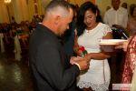 Casais realizam sonho ao formalizar união durante casamento comunitário em Penedo