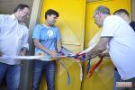 Governador Renan Filho assina ordem de serviço e inaugura ginásio em Penedo