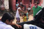 Com ajuda de fãs clubes, Dia das Crianças é comemorado com festa em Penedo