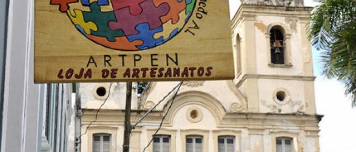 Artesãos de Penedo ganham espaço para venda de produtos no Centro da cidade