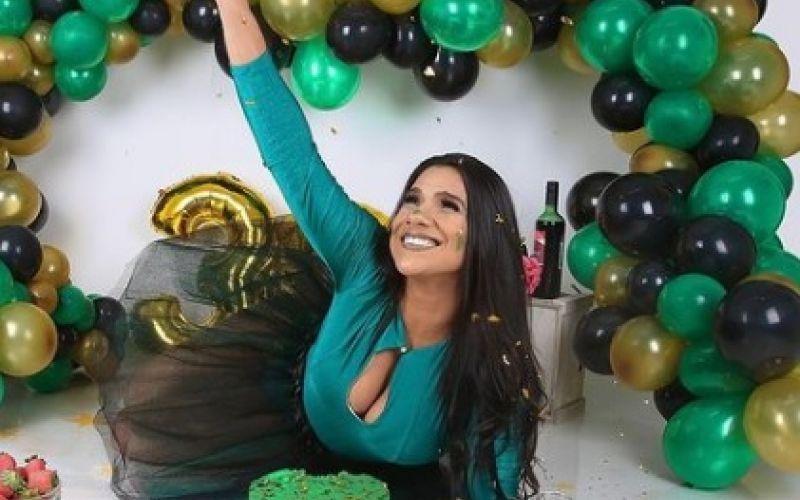 Michele Ferreira é a aniversariante desta sexta, 4 de dezembro