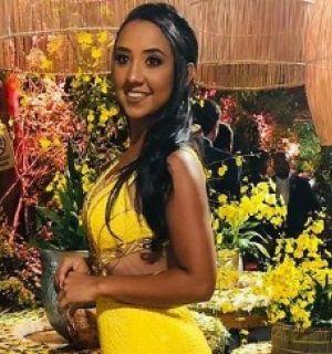 Ianne Marinho completa mais um ano de vida nesta segunda, 22