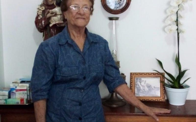 Dona Alda Toledo comemora 91 anos de vida nesta segunda, 17