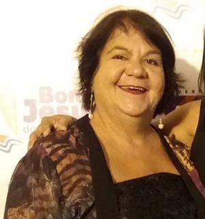 Vilma Maria comemora mais um ano de vida hoje, 24 de maio