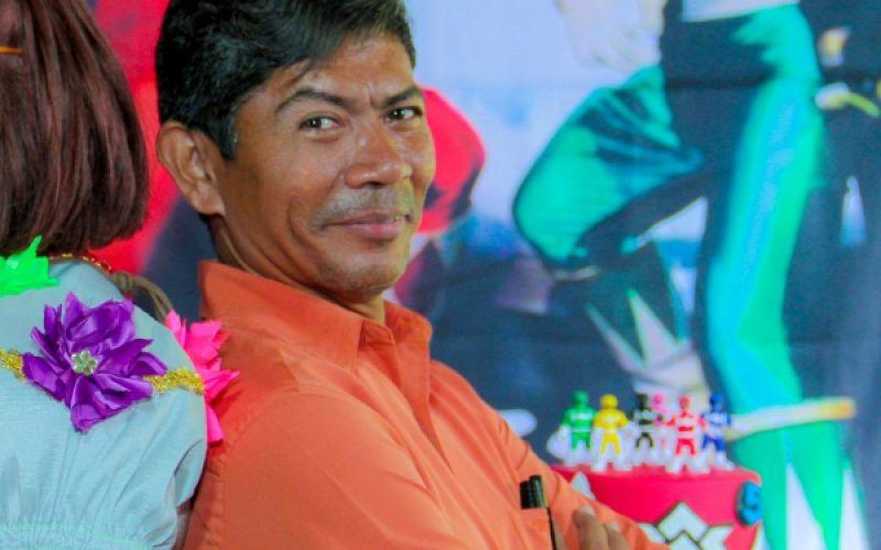Penedense Dyddo Santos comemora idade nova