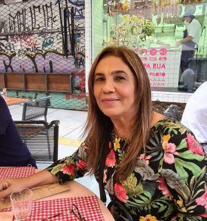 Marilene Carvalho é a aniversariante desta quarta, 25 de agosto