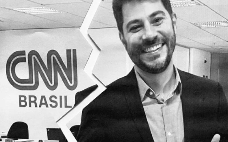 'Espero que nunca mais se dirijam a mim', diz apresentador Evaristo Costa sobre a CNN