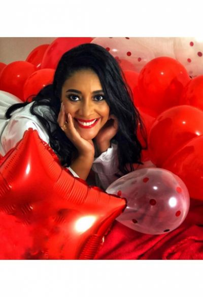 Alyni Mayara festeja idade nova em Penedo