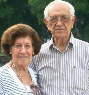 Dr. Hélio Lopes e Dona Maria comemoram 58 anos de casados