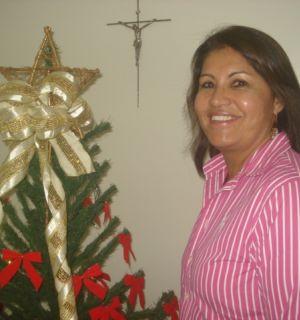 Professora Laudirege é mais uma mulher de pulso forte na FRM