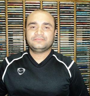 Empresário da banda Baballu visita Rádio Penedo FM